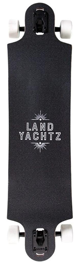"""Landyachtz Hollow Tech Switchblade 36 Lizard Longboard Complete - 9.5"""" x 36"""""""