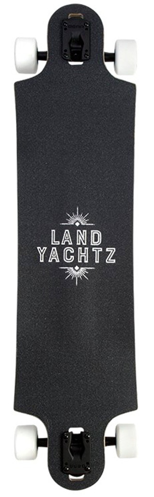 "Landyachtz Hollow Tech Switchblade 38 Camel Longboard Complete - 9.8"" x 38"""