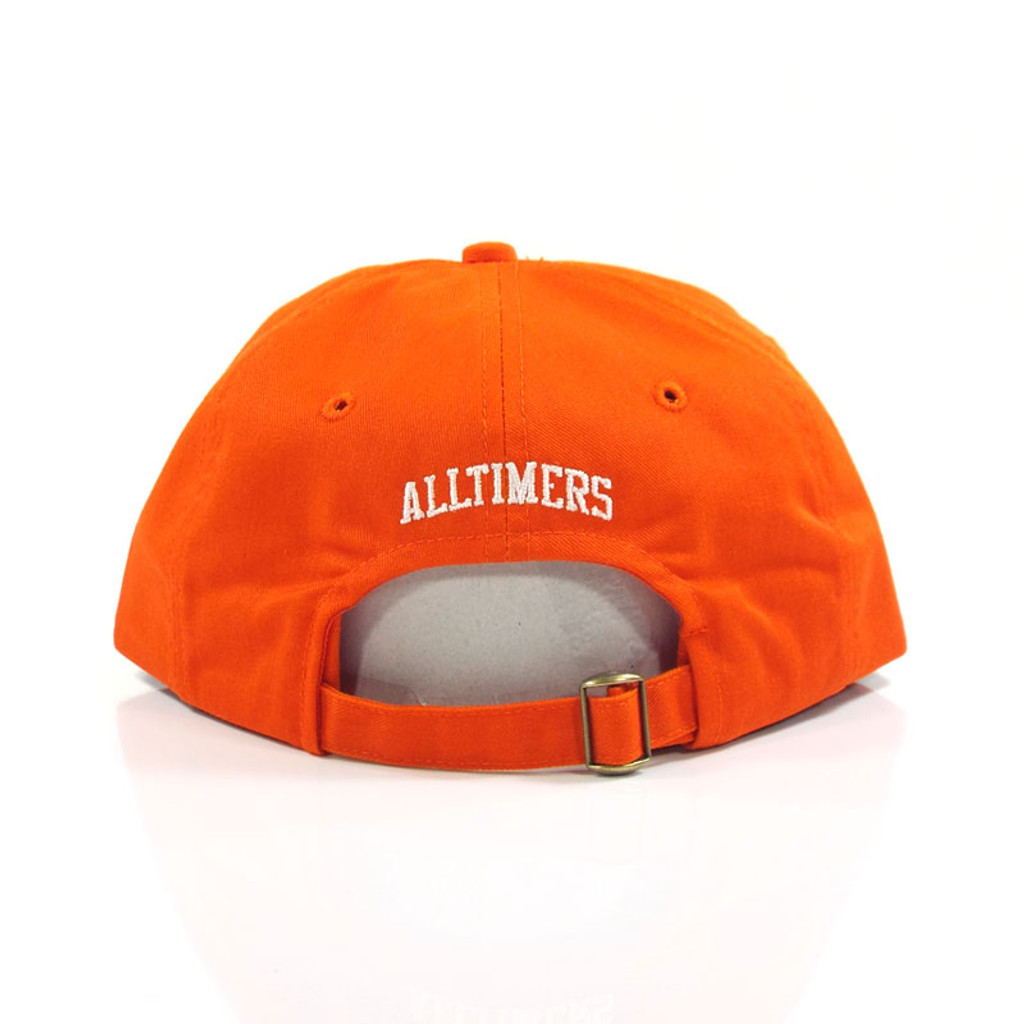 Alltimers Classic A Strap Hat - Orange