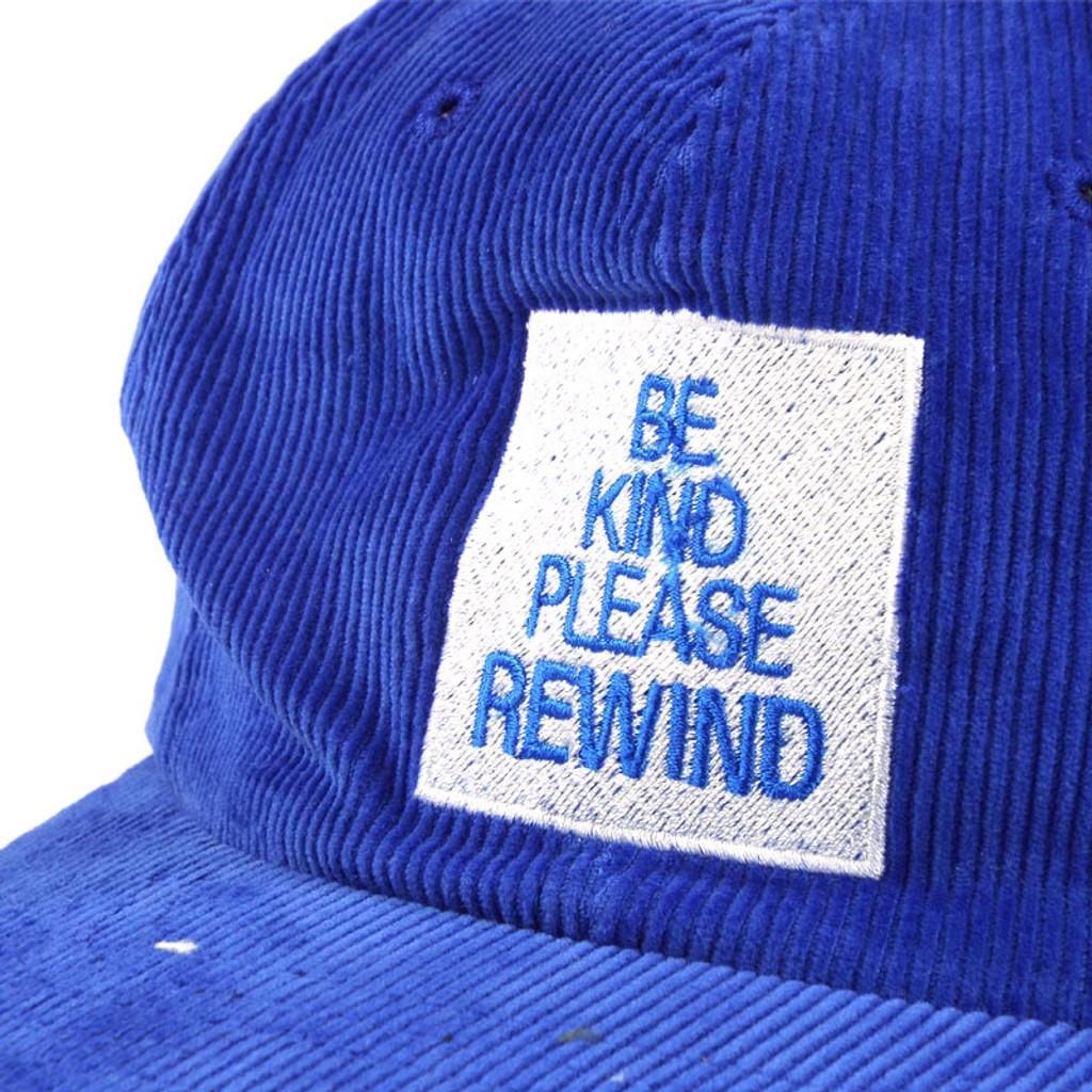 Alltimers Be Kind Strapback Hat - Navy