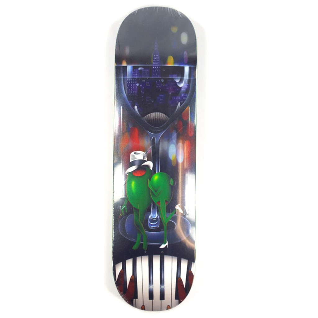 Numbers Koston Edition 3 Skateboard Deck - 8.25""