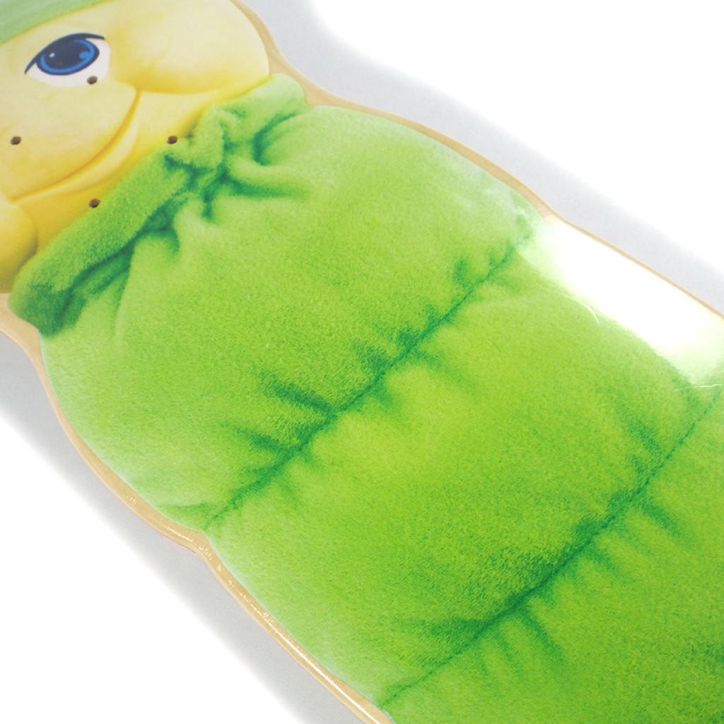 "Alltimers Glow Worm Cruise Skateboard Deck- 7.75"""