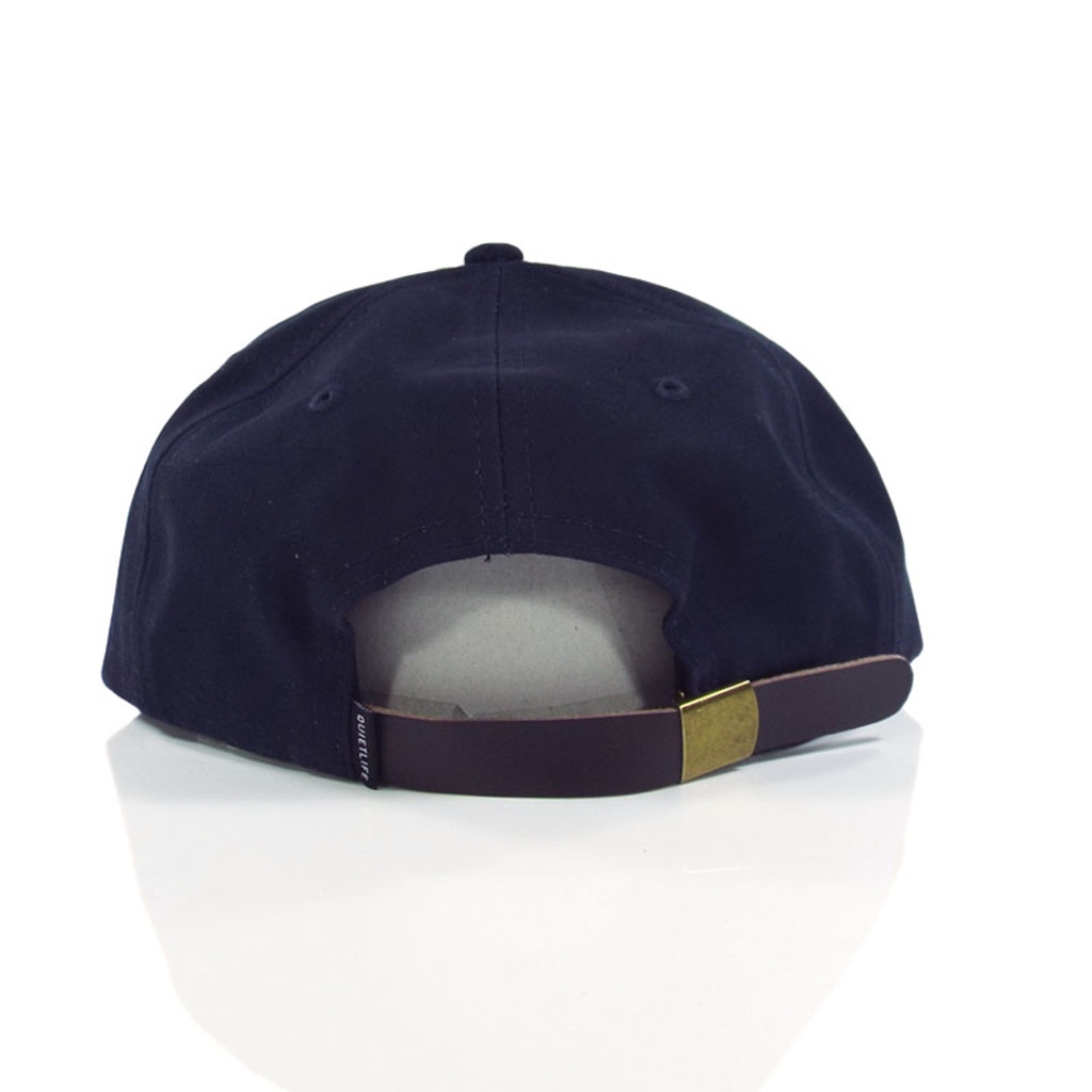 The Quiet Life Middle of Nowhere Polo Hat - Navy