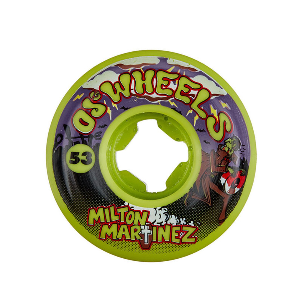 OJ Elite Martinez Grave Robber Hardline Skateboard Wheels - 53mm