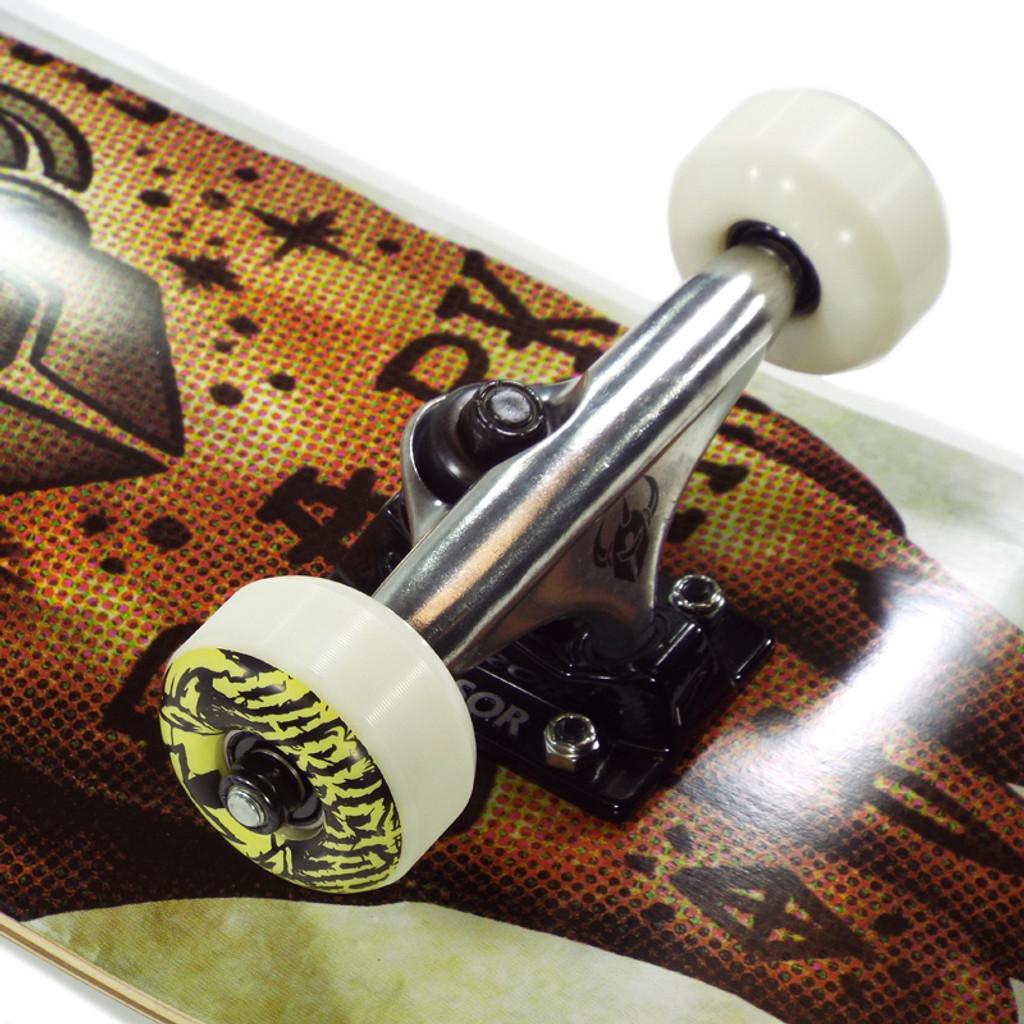 """Darkstar Freehand Skateboard Complete - 7.75"""""""