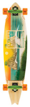 "Sector 9 Bamboo Fernando Longboard Complete - 9.37"" x 39.5"""