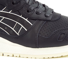 Asics Gel Lyte III Shoes - Black/Black