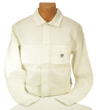 Huf Thrasher TDS Chore Jacket - White