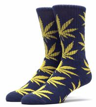 Huf Plantlife Crew Socks - West Point Navy