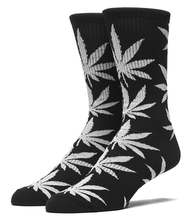 Huf Plantlife Lite Crew Socks - Black