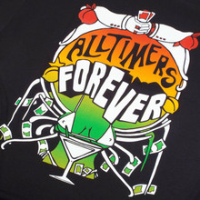 Alltimers Forever T-Shirt - Black