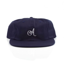 Alltimers Classic A Strap Hat - Navy