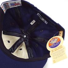 Alltimers Billy Madison Ebbets Snapback Hat - Navy