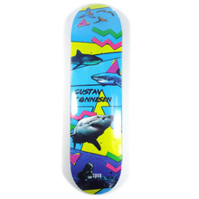"""Sour Gustav OZ Summer Skateboard Deck - 8.37"""""""