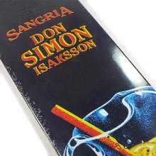 "Sour Don Simon Skateboard Deck - 8.25"""