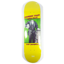 Sour Nisse Saturday Skateboard Deck - 8.18""