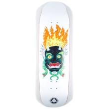 """Welcome Old Nick On Sledgehammer Skateboard Deck - 9"""""""