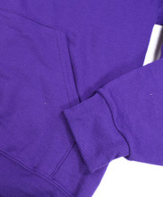 Alltimers Hacker Hooded Sweatshirt - Purple