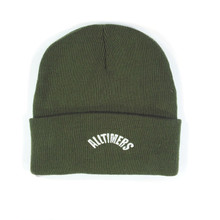 Alltimers Arch Beanie - Olive