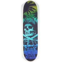 "Darkstar Helm Blue Fade Skateboard Complete - 8"""