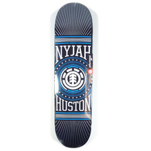 Element Nyjah Dialed Skateboard Deck - 8""