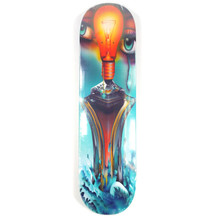 Numbers Mariano Edition 3 Skateboard Deck - 8.12""