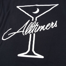 Alltimers Be Kind Crew Sweater - Black