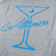 Alltimers Be Kind Crew Sweater - Heather Grey