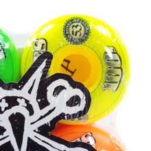 Bones 100's Party Pack OG Formula Wheels - 53mm