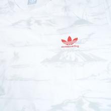 Adidas Haven T-Shirt - White/Grey