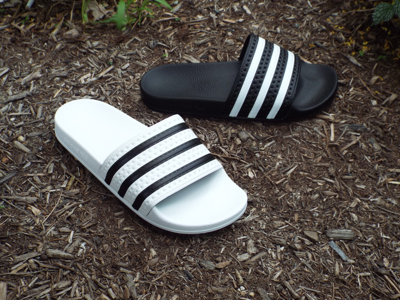 Adidas Originals Adilette slides are here!