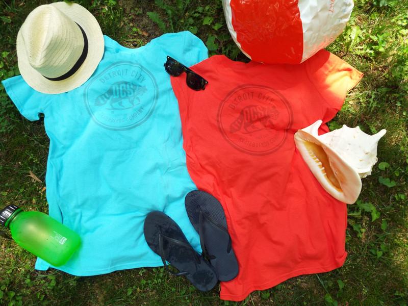 DCS/co. Summer Bummer Logo T-Shirts out now!