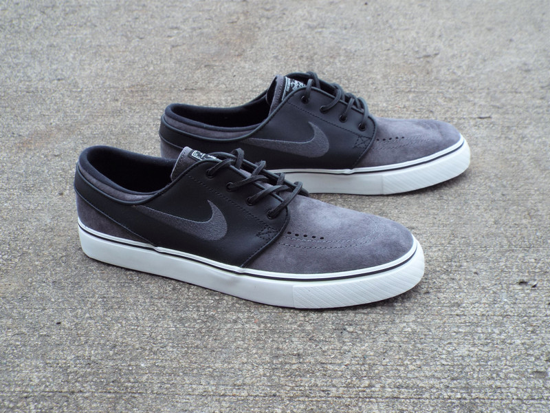 Nike SB Stefan Janoski OG  Midnight Fog/Black Shoes available now.