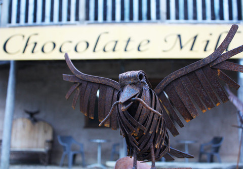 About The Chocolate Mill