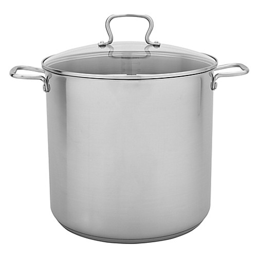 Range Kleen® 20 qt. Specialty Stock Pot with Lid