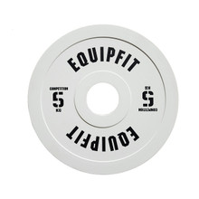 EQUIPFIT COMPETITION FRACTIONAL PLATE - 5 KG