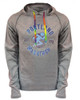 122 Mens Heather Hoodie