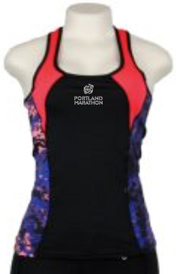 338.1 Women's Graphic Tank & Yoga Pant Set