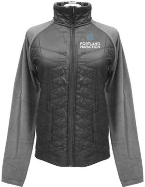 342 Women's Quilted Front Fleece