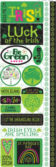 Shenanigans Collection Die Cut Stickers by Reminisce
