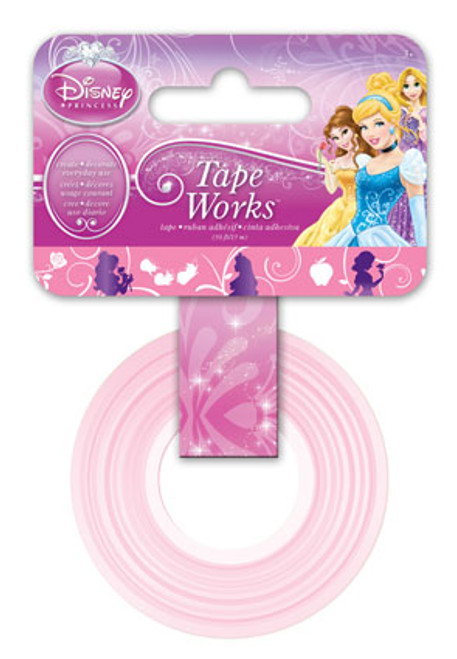 Disney Princess Collection Self-Adhesive Tape Works Princess Icons by Sandylion -
