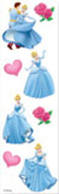 Disney Cinderella Collection Cinderella Slim Scrapbook Embellishment by Sandylion