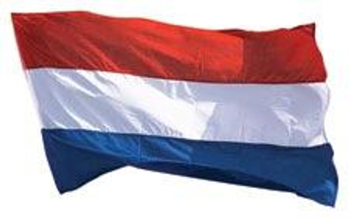 Holland Flag  Die Cut by Paper House Productions