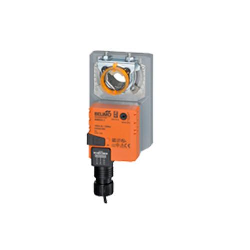 Belimo Damper Actuator, Damp.Rotary, 180in-lb, On/Off/Float, 24V, Non-Spring Return