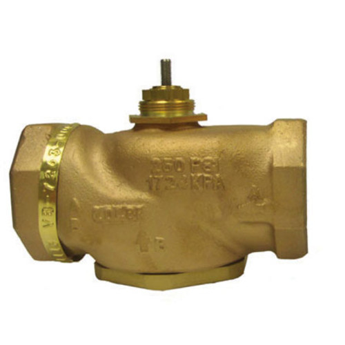 �۝ Screwed NPT Two-Way Valve, 0.4 Cv