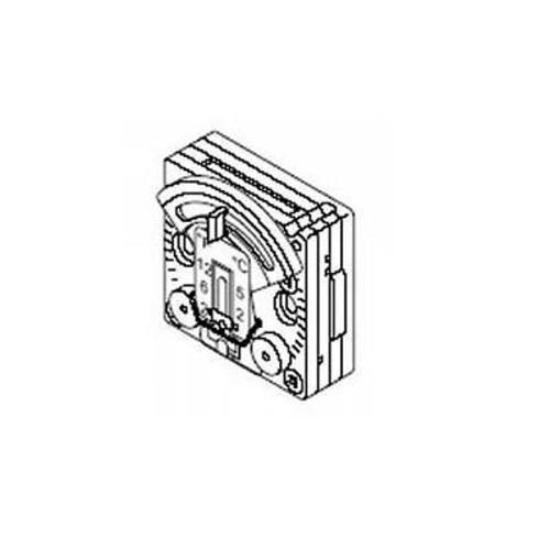 Schneider White PNEW Thermostat