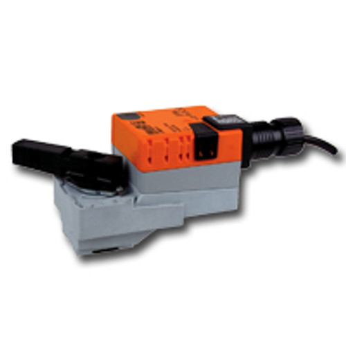 Belimo Valve Actuator - 24 VAC/DC, 45inlb, MFT, 1m Cable