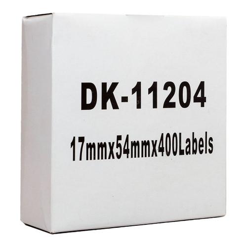 Brother Compatible DK Label Standard Address 17 x 54mm 400 Labels