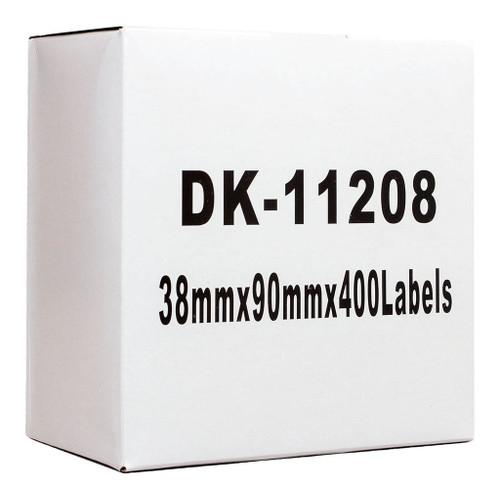 Brother Compatible DK Label Standard Address 38 x 90mm 400 Labels