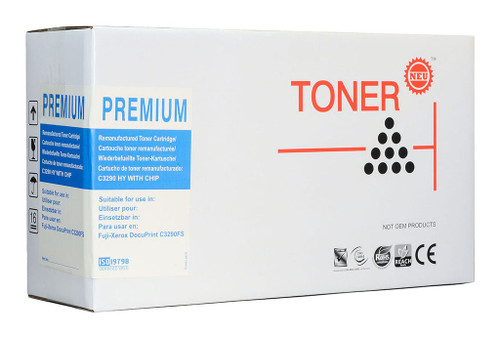 Fuji Xerox Compatible C3290FS Cyan Toner Cartridge (CT350568)